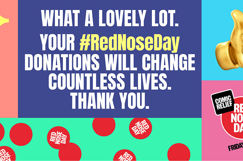 Red Nose Day Raises Funds and Spirits